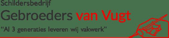 Schildersbedrijf Gebrs. van Vugt logo